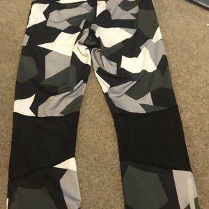 Reebok Pants - Cropped leggings